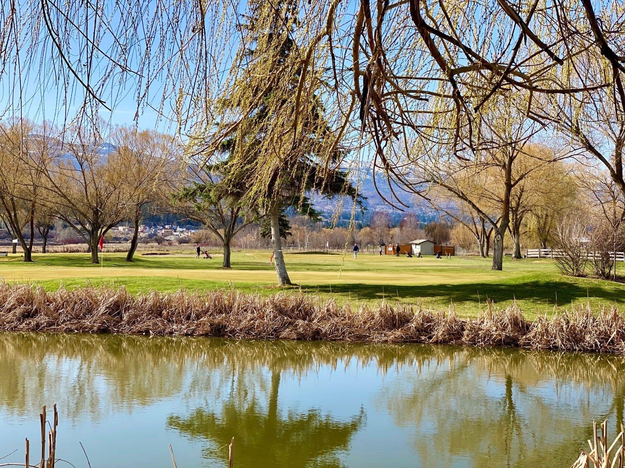 Michaelbrook Golf course spring 2021